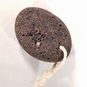 🐳 Natural Black Volcanic Lava Rock Pumice Stone